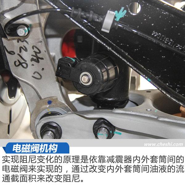 全家人都满意的B级运动轿车 君威GS底盘技术试驾-图8