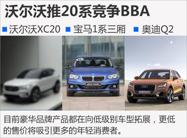 沃尔沃XC20将在成都投产 年产能30万辆-图4
