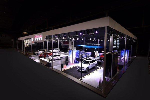 颠覆格局 宽体智联SUV中华V6全球首发-图11