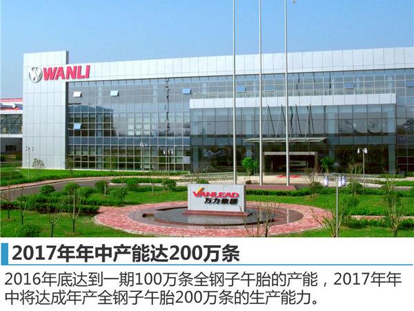 万力轮胎合肥工厂投产  打造世界级智能化工厂-图1
