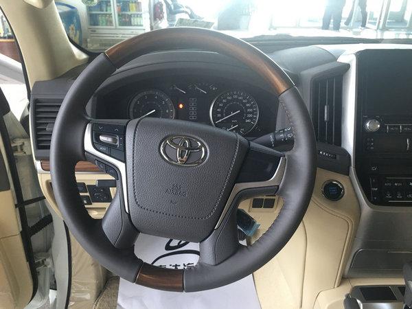 17款丰田酷路泽5700 超高福利降价全民抢-图8