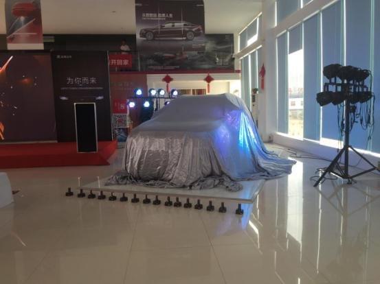 众泰T700信阳上市会及全系车型抢购会-图9