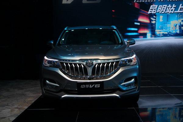 宽体SUV是刚需 华晨中华V6细分市场称王-图9