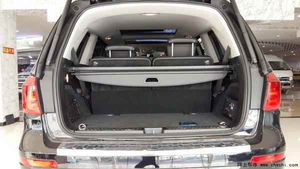 16款奔驰GL450天津港96万 都市SUV特惠季-图9