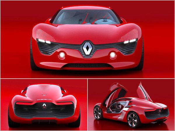 探秘雷诺未来设计理念 全新概念车将发布-图12