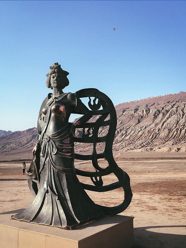雪沙同路,勇者同行 英菲尼迪新疆之旅-图11