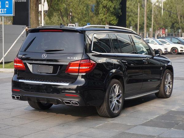 17款奔驰GLS63现车 豪华尊驾优惠享不停-图3