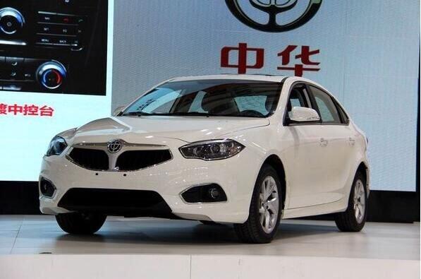 华晨2017款中华H530闪耀上市-图3