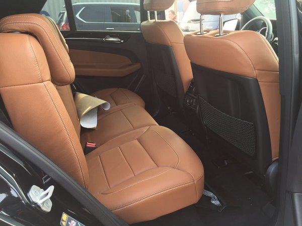 17款奔驰GLE43AMG现车 豪华越野直击底价-图5