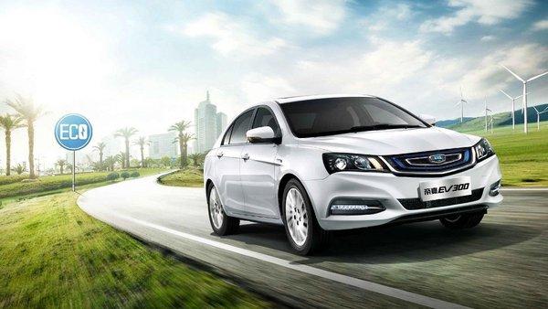 为何吉利帝豪EV300会成为新能源汽车首选高清图片
