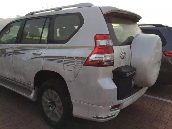 2017款丰田霸道4000 优惠价专宠红遍港口-图4
