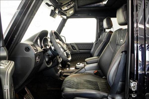 2017款奔驰G500现车 巅峰越野特价170万-图5