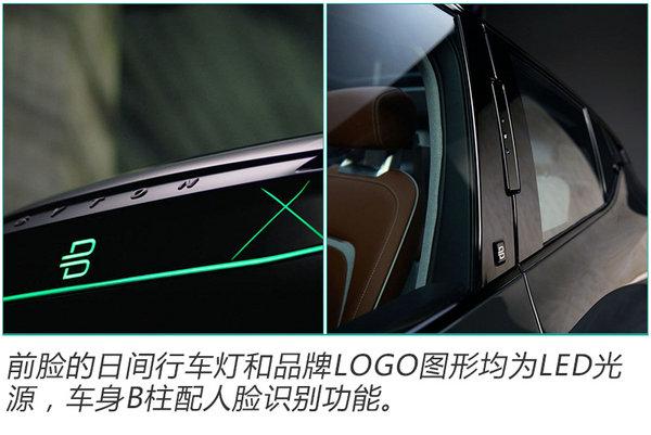 拜腾汽车首款SUV全球首发 正式命名XXXX-图1