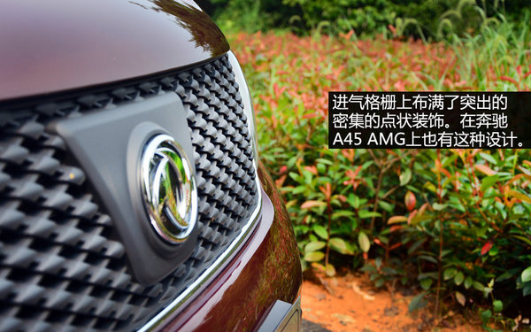 自主小型SUV东风风行景逸X3 6.99万起售高清图片