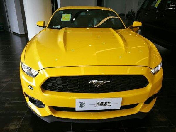 2017款福特野马到店 敞篷版/硬顶版俱全_mustang_天津