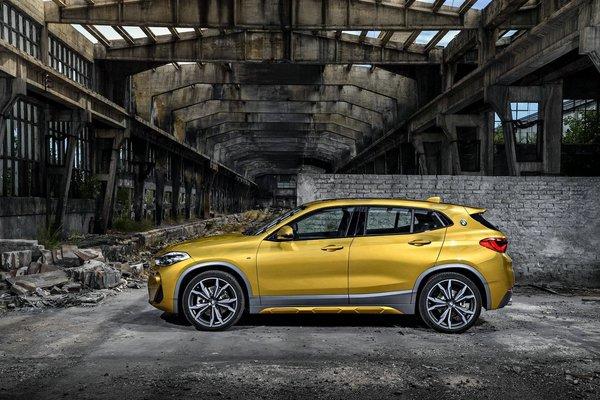 BMW X家族迎来新成员 全新BMW X2亮相-图6