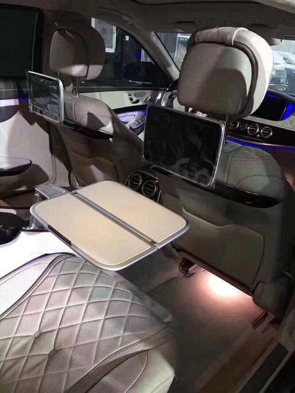 奔驰迈巴赫S600降价 私人头等舱魅力无限-图8