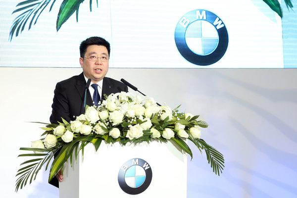 BMW授权经销商 北京博得宝宝马盛大开业-图5