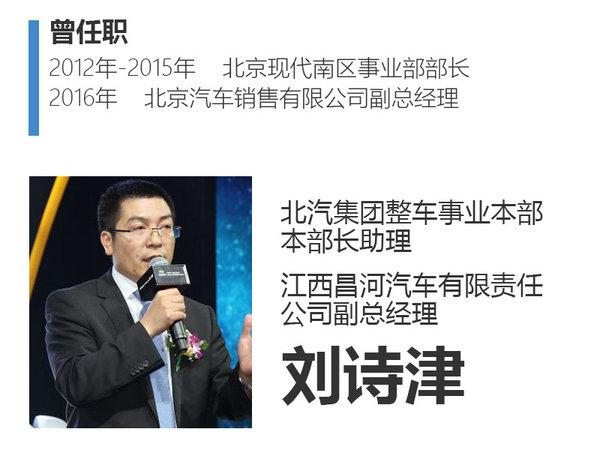 北汽股份刘诗津 出任-昌河汽车副总经理-图2
