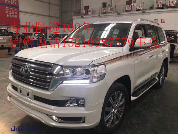 丰田酷路泽4000价格 中东版陆巡火爆让利-图3