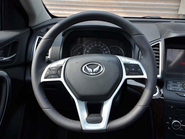 舒适性配置较丰富 北汽幻速S6配置曝光_幻速S6_国产新车-网上车市