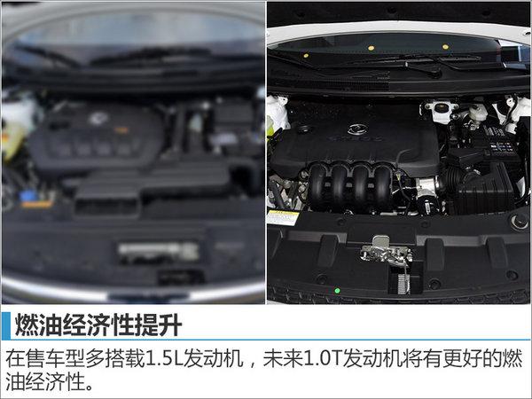 东风风神推小型SUV 搭1.0T增压发动机-图4