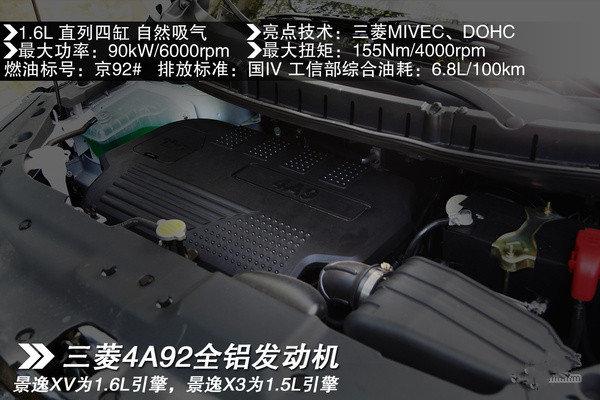 东风风行景逸x5报价 最新促销 火爆促销售全国
