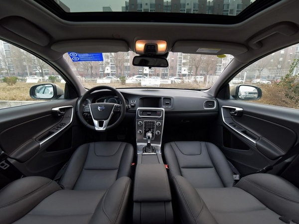 沃尔沃V60优惠3万元 降价竞争奥迪A4-图3