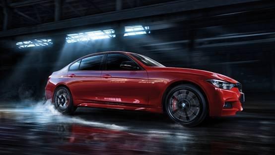 天生优雅 新BMW 3系 驾控体验季招募中-图5