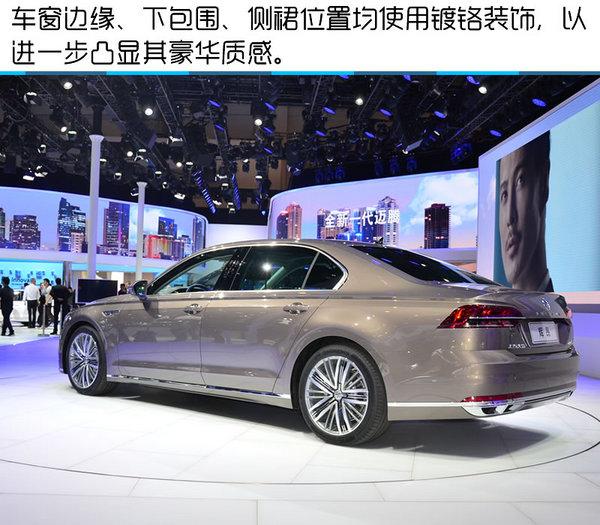 2016北京车展 上汽大众辉昂480TSI实拍-图7