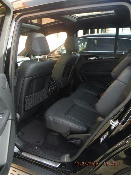 17款奔驰GLS450七座 3.0T汽油美规版专惠-图9