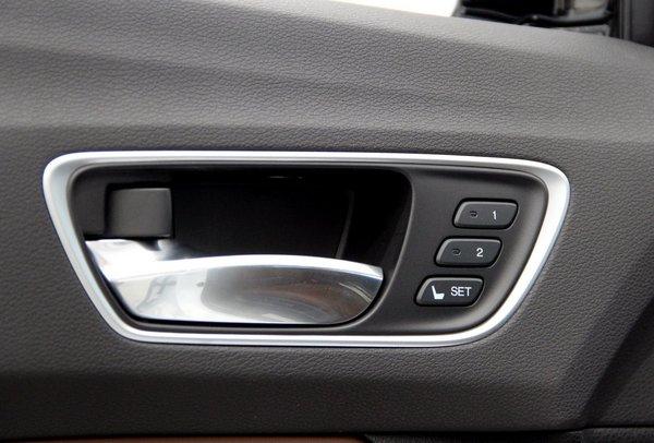 广汽Acura首款轿车 石家庄实拍讴歌TLX-L-图16