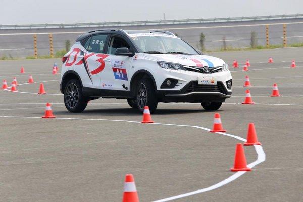 勇夺8冠 东南DX3 SRG称霸中国量产车大赛-图2