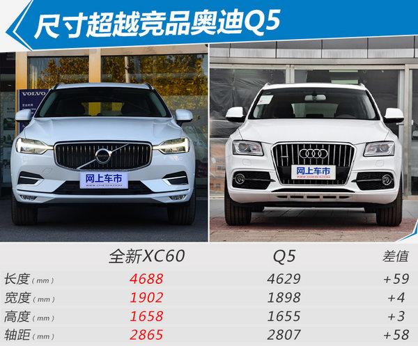 沃尔沃全新XC60正式上市 XX万起/售价涨X万-图13