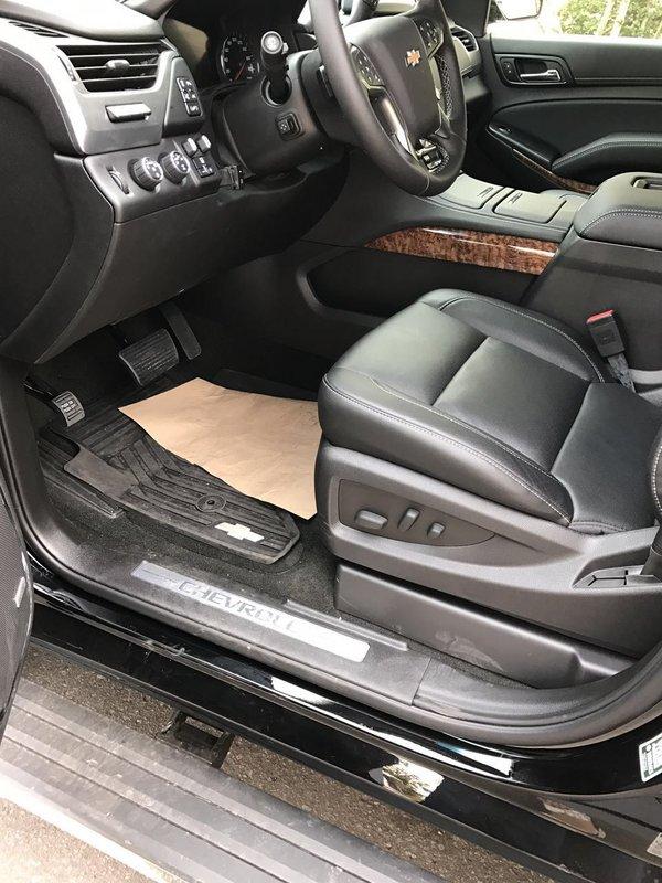 16款雪佛兰萨博班现车 V8猛驾特惠专属价-图6