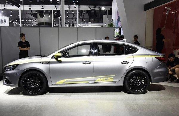 喜欢驾驶的请看过来 广州车展必看十大运动车型-图2