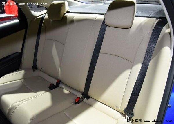 2016广州车展:思域1.0T售11.59万起-图5