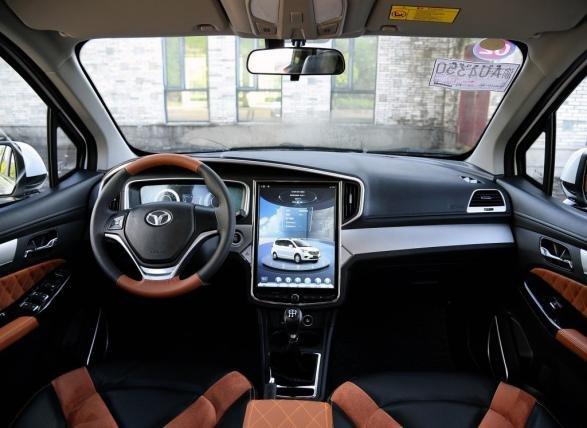 自驾踏青首选SUV 智游派大空间英致G5-图4