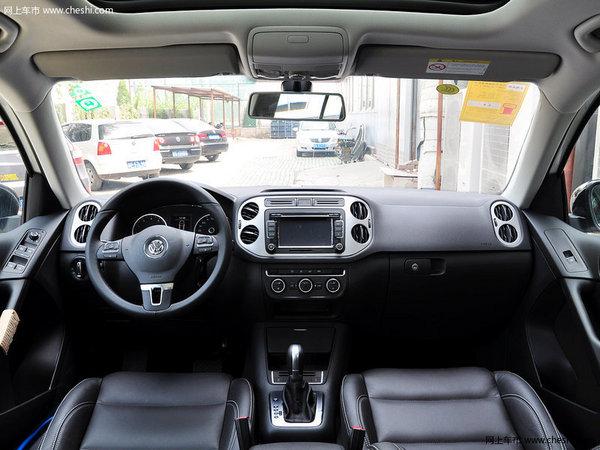 银川购大众途观优惠1.55万元  现车销售-图3