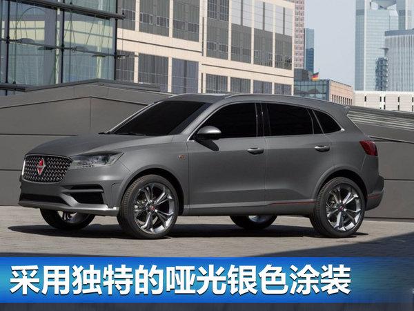 宝沃半年内将接连推出4款SUV 最快六月上市-图3