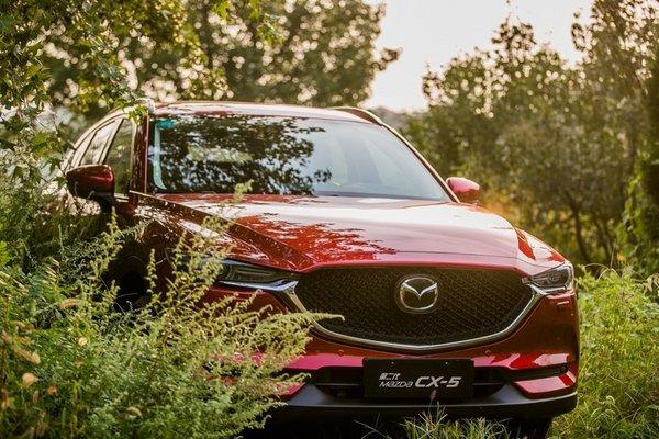 """感官觉醒 """"驭·鉴""""第二代Mazda CX-5-图2"""