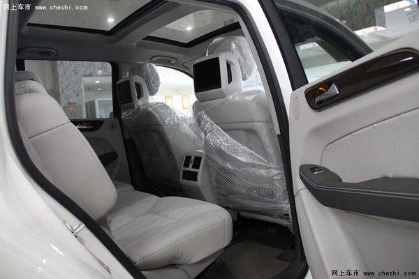 奔驰GL350霸气越野 增压SUV七座配置解析-图10