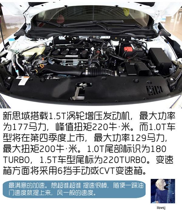 专治买车纠结症 本田新思域VS昂克赛拉-图7