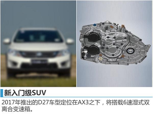 东风风神打造SUV家族 连发五款全新车型-图5