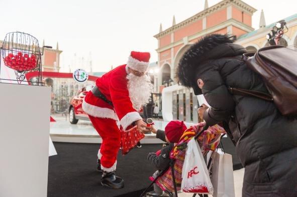 圣诞特使 阿尔法·罗密欧带你玩转魔都-图10