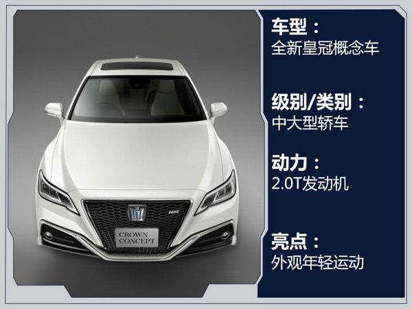丰田8款新车10月27日集中首发 大小SUV全都有-图5