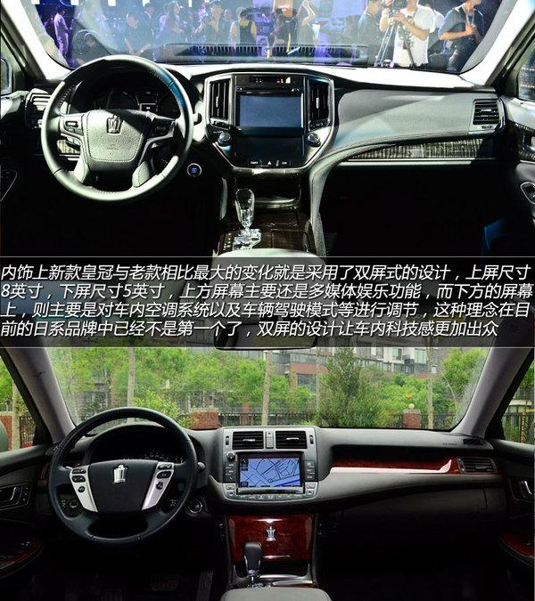 新款丰田皇冠2016款最新报价及图片高清图片