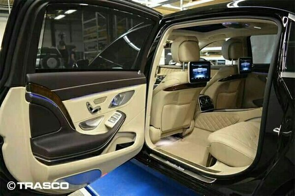 17款奔驰迈巴赫S600 含消费税享独家让利-图10
