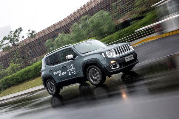 专业级SUV全新Jeep自由俠福州地区上市-图4