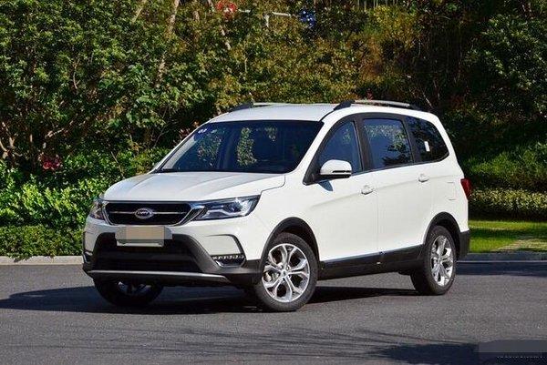 开瑞新款K60或今年上市 新增1.3L车型-图1